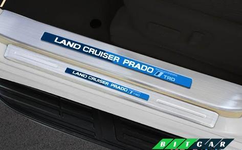 Ốp bậc cửa Land Cruiser - 1