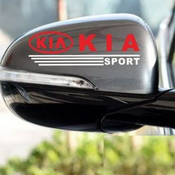 Tem dán gương xe KIA Sport