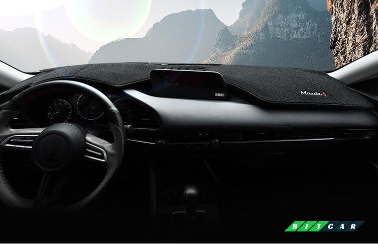 Thảm nhung tapblo Mazda 3