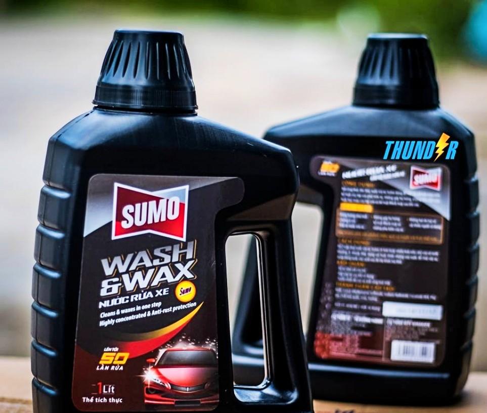 nước rửa xe Sum