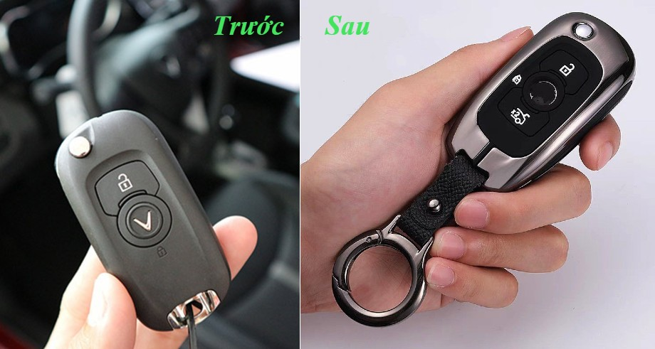 Ốp chìa khóa Fadil - 2