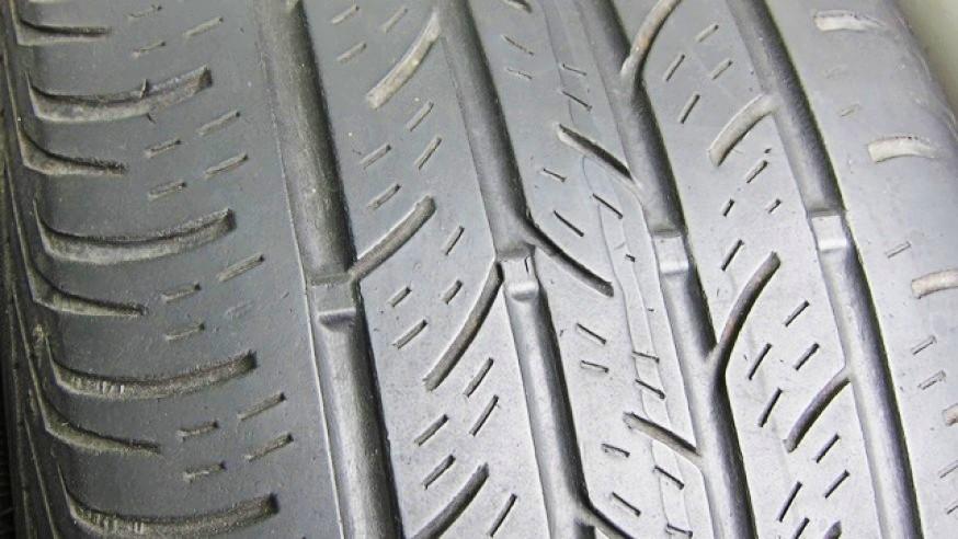 TWI - độ mòn lốp
