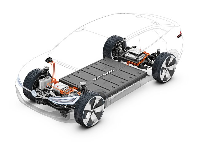 cấu tạo xe điện