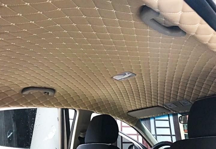 chống nóng trần ô tô