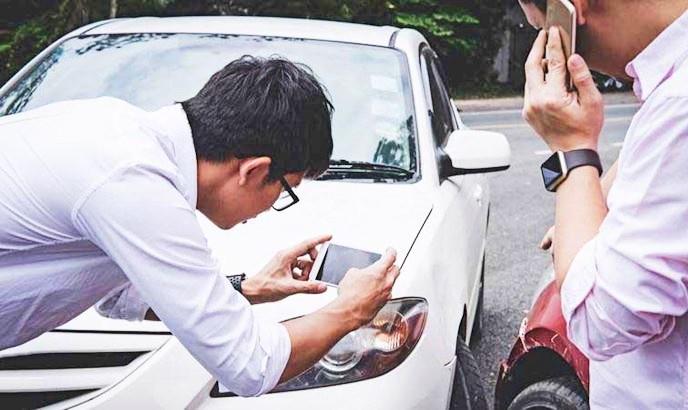 giám định bảo hiểm ô tô